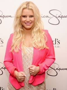 Jessica Simpson visits Dillard's at International Plaza In Support Of the Jessica Simpson Collection on November 17, 2012 in Tampa, Florida