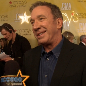 CMA Awards 2012: Tim Allen Having A Blast In Last Man Standing