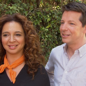 Do Maya Rudolph & Sean Hayes Dress Up For Halloween?