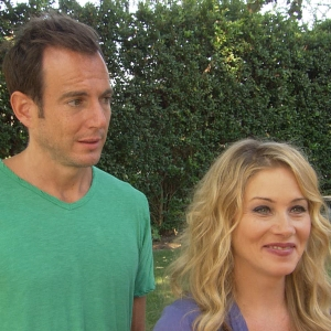 What Do Christina Applegate & Will Arnett Handout For Halloween?