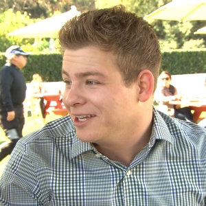 Jonathan Lipnicki Talks Making Out With Random Woman At The 2012 Napa Film Festival