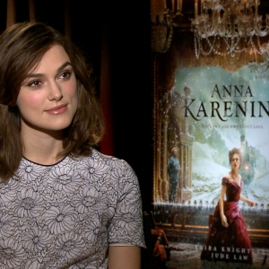 Keira Knightley Talks Embracing Her Skinny Figure &amp; Not Wanting To Be A Role Model