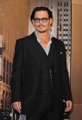 Johnny Depp made his second appearance in People's special issue in 2009