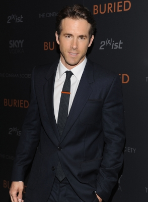 People magazine crowned Ryan Reynolds as the Sexiest Man Alive in 2010