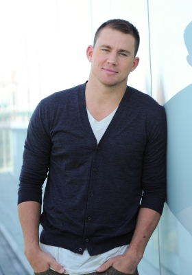 Channing Tatum became the newest actor to be honored as the Sexiest Man Alive in 2012