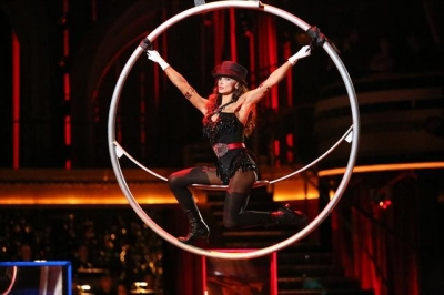 Karina Smirnoff performs on 'Dancing with the Stars: All-Stars,' Nov. 19, 2012
