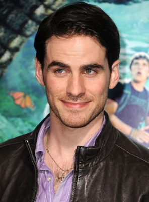 Colin O'Donoghue attends 'Journey 2: The Mysterious Island' Los Angeles Premiere at Grauman's Chinese Theatre, Los Angeles, on February 2, 2012