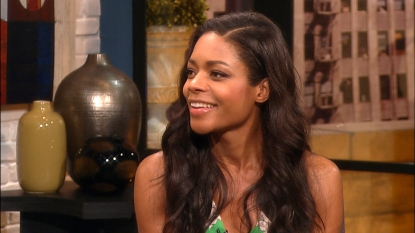 Naomie Harris Talks Sensual Skyfall Shaving Scene With Daniel Craig