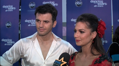 Melissa Rycroft & Tony Dovolani's 'Emotional' Week - Dancing With The Stars: All-Stars