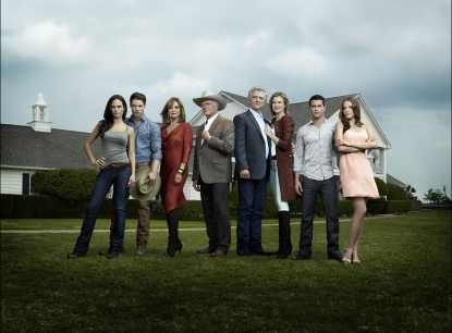 The cast of 'Dallas'