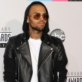 Chris Brown attends the 40th American Music Awards held at Nokia Theatre L.A. Live in Los Angeles on November 18, 2012 