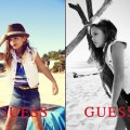 Dannielynn Birkhead in her Guess Kids ads (Nov. 2012)