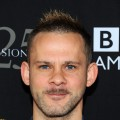 Dominic Monaghan arrives at the British Academy of Film and Television Arts Los Angeles TV Tea 2012 in Los Angeles, California, on September 22, 2012