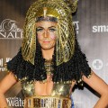 Heidi Klum as Cleopatra at her Haunted Holiday Party at FINALE Nightclubin New York City on December 1, 2012