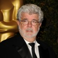 George Lucas attends the Academy of Motion Pictures Arts and Sciences' 4th annual Governors Awards at The Ray Dolby Ballroom at Hollywood & Highland Center on December 1, 2012