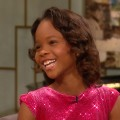 Beasts Of The Southern Wild's Quvenzhane Wallis Talks Award Recognition & Her Favorite Actress
