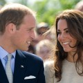 Catherine, the Duchess of Cambridge and Prince William, Duke of Cambridge visit the Somba K'e Civic Plaza on day 6 of the Royal Couple's North American Tour, July 5 2011 in Yellowknife, Canada
