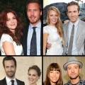 2012 was big for celebrity weddings! Drew & Will, Blake & Ryan, Benjamin & Natalie and Jessica and Justin