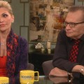 Larry King & Wife Shawn Reveal Finding Inappropriate Content On Son's Phone
