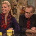 Larry King & Wife Shawn Talk New Holiday Album