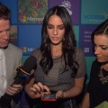 Microsoft All Access Holiday Party: Olivia Munn Geeks Out!