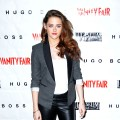 Kristen Stewart is seen at the 'On the Road' Vanity Fair Screening presented by Hugo Boss at Skywalker Ranch in San Francisco, Calif., on December 7, 2012
