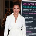Vanessa Williams attends Ubuntu Africa Worlds AIDS Day Benefit at Salmagundi Arts Club on December 8, 2012 in New York City