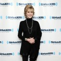 Jane Fonda attends SiriusXM Town Hall With Jane Fonda Hosted By Perri Peltz at SiriusXM Studios on December 3, 2012 in New York City
