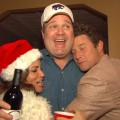 Christmas Crashers: Billy Bush & Kit Hoover Surprise Eric Stonestreet