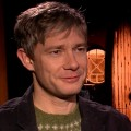 Martin Freeman Dishes On Sherlock & Meeting Lucy Liu