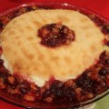 Mark Addison's Baked Brie with Cranberry-Orange Relish