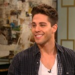 Dean Geyer Talks Getting Intimate With Kate Hudson On Glee