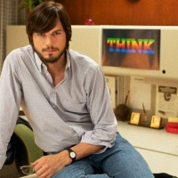 Ashton Kutcher as Steve Jobs in 'jOBS'