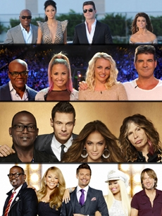 'The X Factor' and 'American Idol' judges shakeups