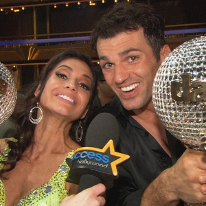 Melissa Rycroft Crowned Dancing Champ