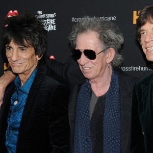 The Rolling Stones Discusses Crossfire Hurricane & 50th Anniversary