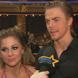 Shawn Johnson Settles For Second Place On Dancing With The Stars: All-Stars Finals