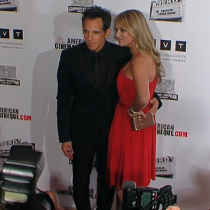 Ben Stiller Honored At The 26th American Cinematheque Award