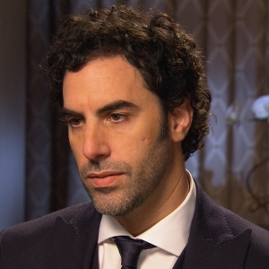 Sacha Baron Cohen: 'I Felt No Pressure' Bringing Les Miserables To The Big Screen