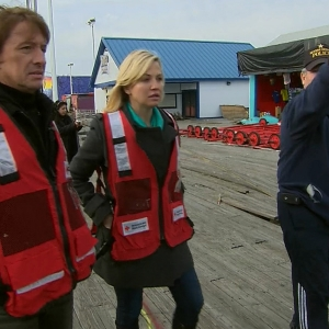 Richie Sambora Tours Superstorm Sandy Devastation