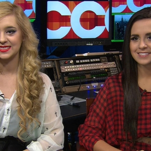 Megan & Liz Dishes On YouTube Success & Meeting Taylor Swift