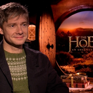 Martin Freeman Discusses The Hobbit&#8217;s &#8216;Good Chemistry&#8217; &amp; Playing Bilbo Baggins