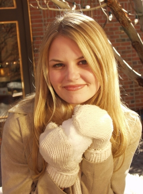 Jennifer Morrison attends the Sundance Film Festival, January 14, 2002