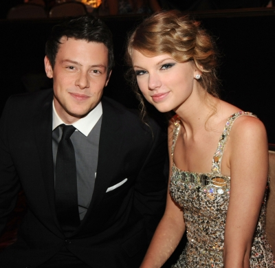 In 2010, rumors of a possible relationship between 'Glee' star Cory Monteith and Taylor Swift made headlines. Both stars denied the rumors and said they were just friends