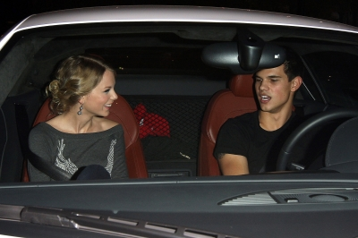 Taylor Swift and Taylor Lautner were spotted together several times from August 2009 to November of the same year. It is believed by some that Swift's 'Back to December' was inspired by their brief reported romance