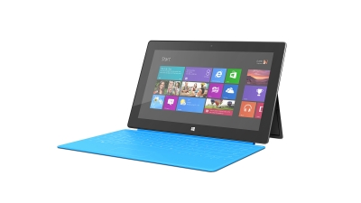 Microsoft Surface: Cyan Touch Cover