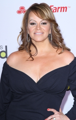 Jenni Rivera arrives at Billboard Latin Music Awards 2012 at Bank United Center on April 26, 2012 in Miami, Florida
