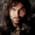 Aidan Turner plays Kili in 'The Hobbit: An Unexpected Journey'