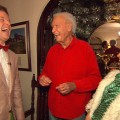 Christmas Crashers: Billy Bush & Kit Hoover Surprise Bob Barker