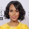 Kerry Washington arrives at the 40th Anniversary American Music Awards at Nokia Theatre L.A. Live on November 18, 2012 in Los Angeles